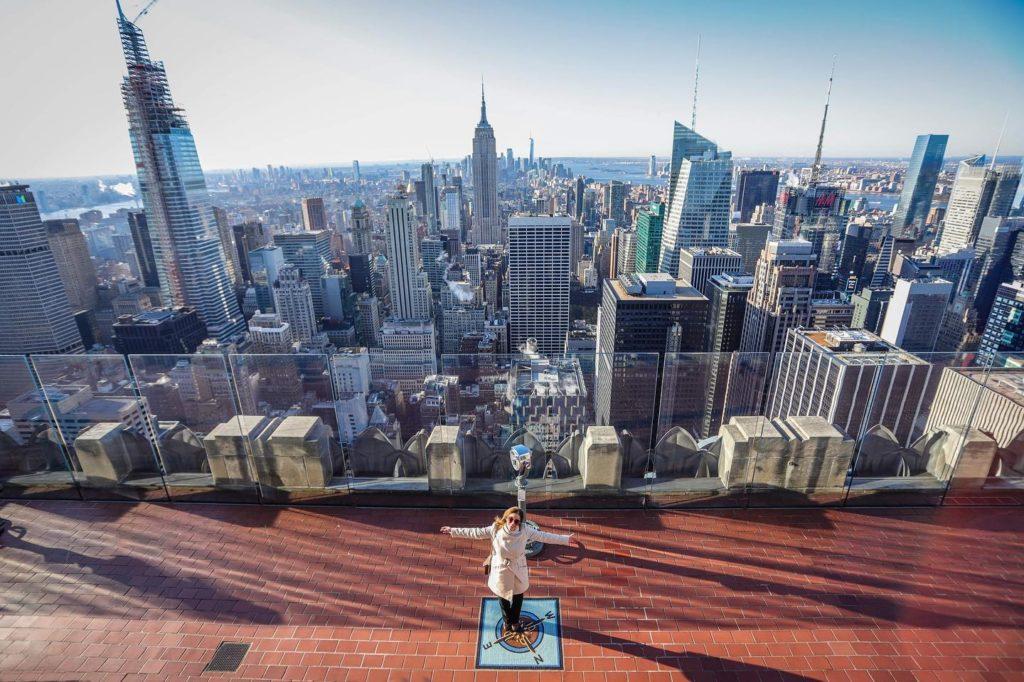 Fotografa Brasileira em Nova York